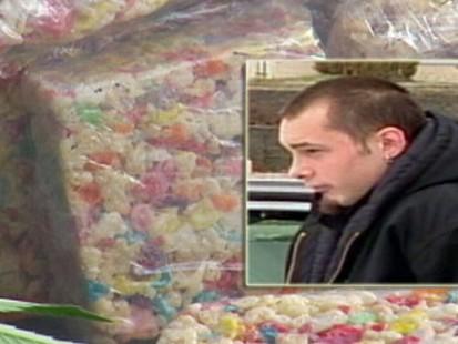 VIDEO: Washington police say Kruz Hawkins sold pot-laced food to high school students.