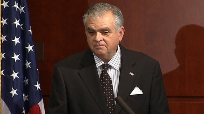 VIDEO: U.S. Transportation Secretary Ray LaHood announces study results.
