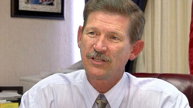 PHOTO: Fresno County, California, Superintendent Larry Powell has decided to take a more than $200,000 pay cut to his annual salary in order to ease the impact of budget cuts on his students and staff.