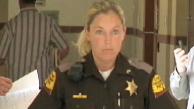 PHOTO: Utah Trooper Lisa Steed allegedly violated Utah Highway Patrol Policy when administering a DUI test. The accusation could call into question as many as 300 other DUIs she has handed out.