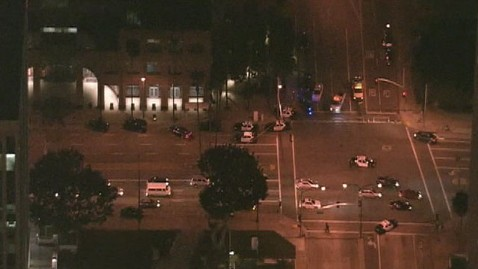 abc long beach ice shooting lt 120216 wblog ICE Agent Shot Dead at California Federal Building