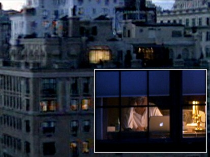 VIDEO: Stake Out Of Madoff In His Penthouse
