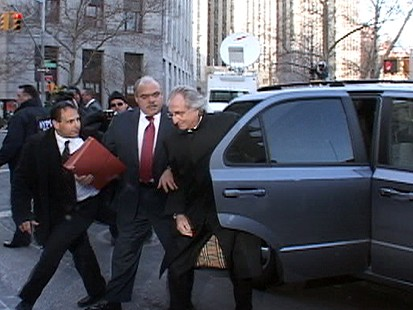 VIDEO: Madoff Appears in Court