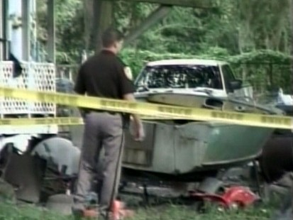 Video: Georgia 911 calls after family found murdered.