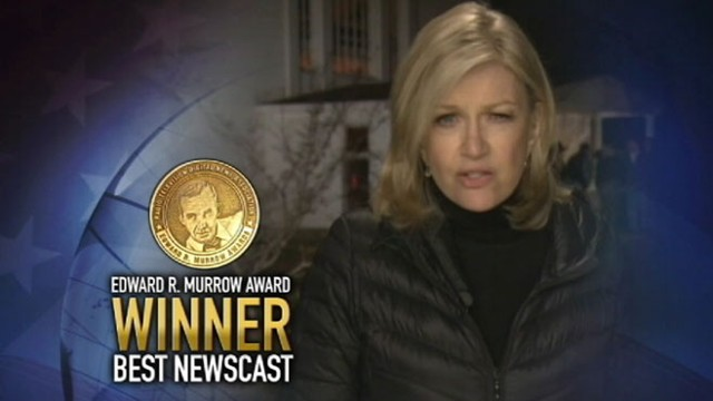 VIDEO: Radio Television Digital News Association recognition included Best Newscast, Breaking News Coverage.