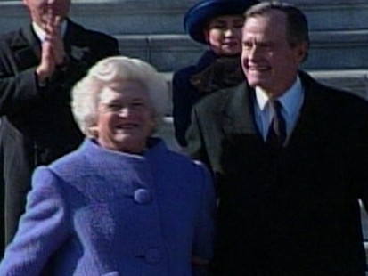 VIDEO: Barbara Bush Undergoes Heart Surgery