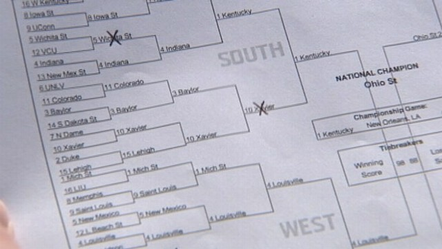 VIDEO: Congressional staffer is 16th of 6.5 million in ESPNs NCAA Bracket Challenge.