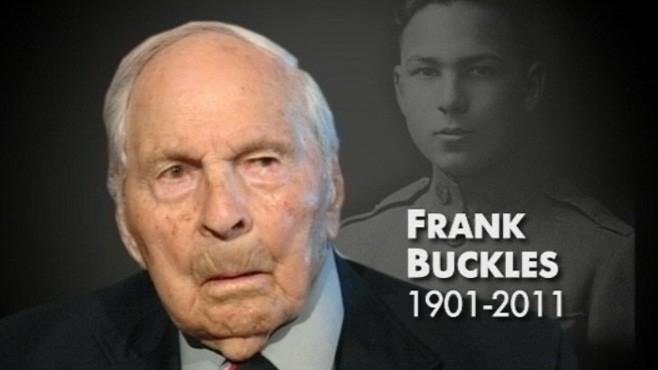 VIDEO: Frank Buckles dies at his farm in West Virginia.