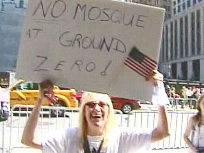 VIDEO: Ninth Anniversary of 9/11 Marked by Controversy