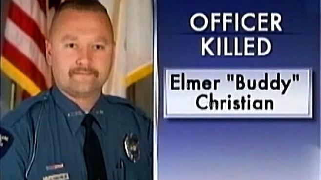 Officer Buddy Christian