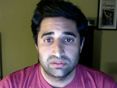 PHOTO: Dallas lawyer Bobby Abtahi says he was told he couldnt board the plane because he made the flight crew uncomfortable.