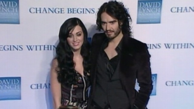 VIDEO: The pop singer, 27, and comedian, 36, were married in October 2010.