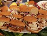 PHOTO: Paula Deens Slow Cooker Pulled Pork Sandwiches.