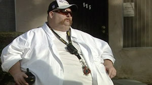 Obese Fresno, Calif., Randy Frost, Fights City for Bus Pass