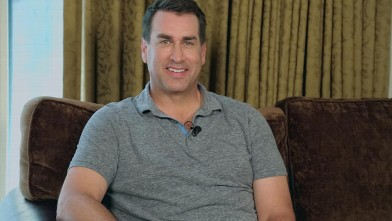 "PHOTO: War is no joke, but Rob Riggle was not about to let 23 years of Marine Corp service stand between him and a career as a comedian and actor. A Louisville native, Riggle, 43, is probably best known for character roles on ""Saturday Night Live"" and ""Th"