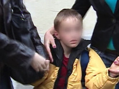 Video: U.S. mother returns adoptive Russian boy.