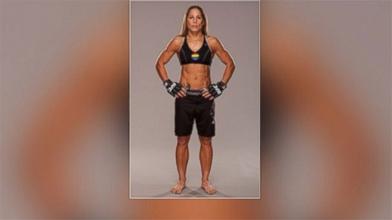 VIDEO: Liz Carmouche. Marine and UFC Trailblazer