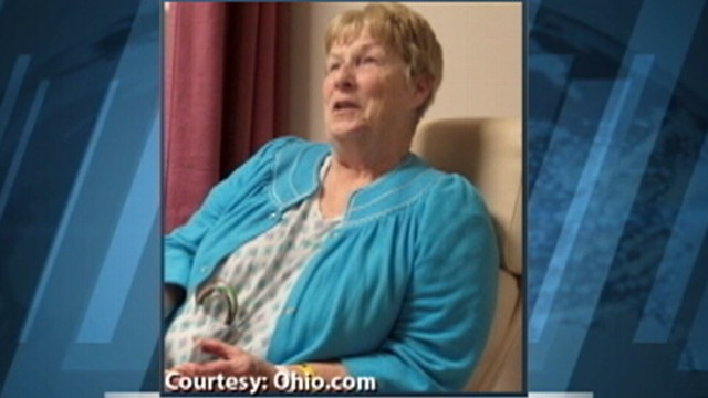 VIDEO: Loretta Smith of Ohio called a stranger in Colorado after suffering a stroke.