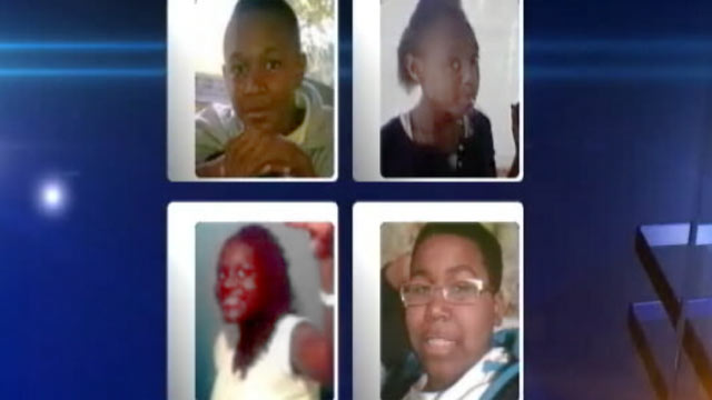 PHOTO: Seven students who are accused of beating a 13-year-old girl unconscious on her first day riding the school bus have been sentenced to court-ordered house arrest and could face expulsion, according to authorities.