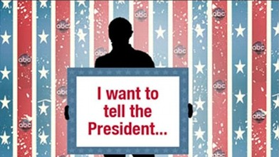 PHOTO: Tell the President