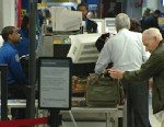 PHOTO: The Transportation Security Administration was founded after 9/11 to prevent future attacks. It designs, enforces and refines screening regulations using evolving technology and intelligence. An airport security checkpoint is shown in this file pho