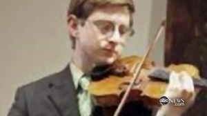 "PHOTO Tyler Clementi , a Rutgers University freshman jumped to his death after his roommate secretly filmed him during a ""sexual encounter"" in his dorm room and posted it live on the Internet."