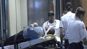 United Flight Hits Severe Turbulence; 30 Injured