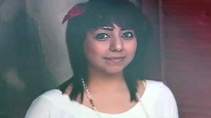 PHOTO Valeria Rodriguez, 14, died when the sport utility vehicle she was a passenger in went out of control and crashed on Interstate 35W in Denton, Texas.