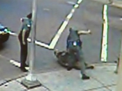 VIDEO: Passaic cop defends his beating of a mentally ill man.
