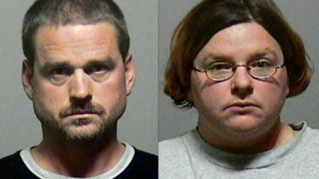 VIDEO: Wisconsin couple allegedly worried their daughter would become obese.