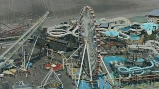 Girl, 11, fell to her death from ride at Wildwood boardwalk in New Jersey.