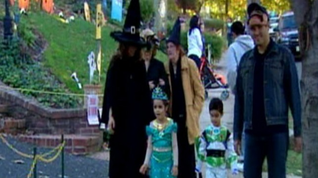 Video: Halloween safety tips.