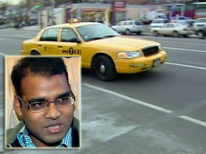VIDEO: A NYC cab driver returns $21,000 to an Italian tourist.