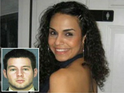 Picture of Michael Mele and Laura Garza.