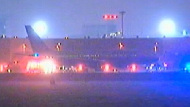 Plane Diverted Over Unattended Camera