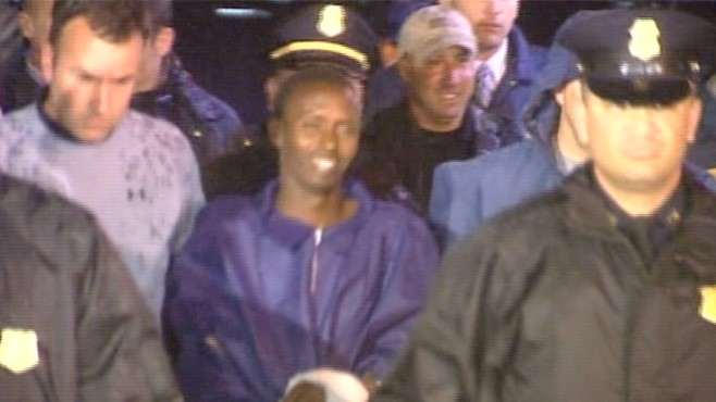 VIDEO: Abdiwali Abdiqadir Muse will go to federal prison for his role in hijacking.