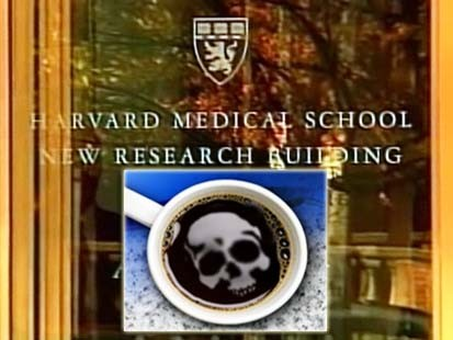 VIDEO: Harvard boosts security after people were poisoned at a research facility.