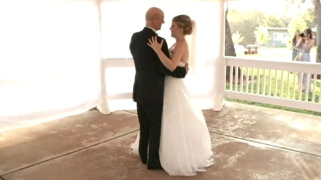 VIDEO: Dr. James Wolf fulfills dream to be a part of his daughter Rachels future wedding.