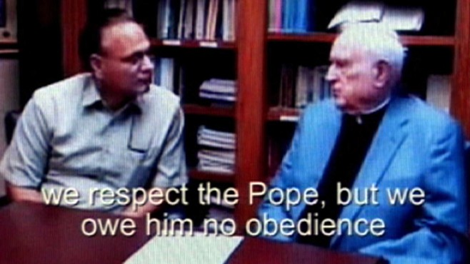 Video: Nashville priest in trouble for posting controversial Pope remarks.