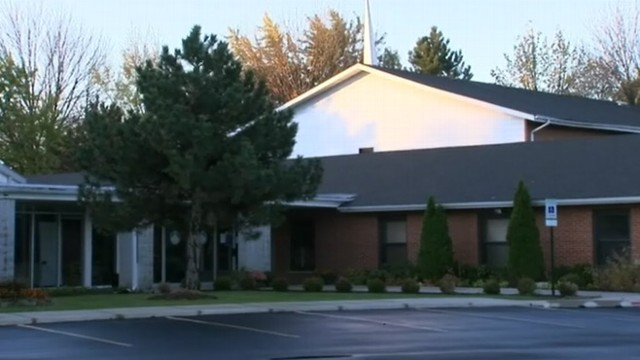 VIDEO: Baby girl was left in the parking lot of a church in Schaumburg, Illinois.