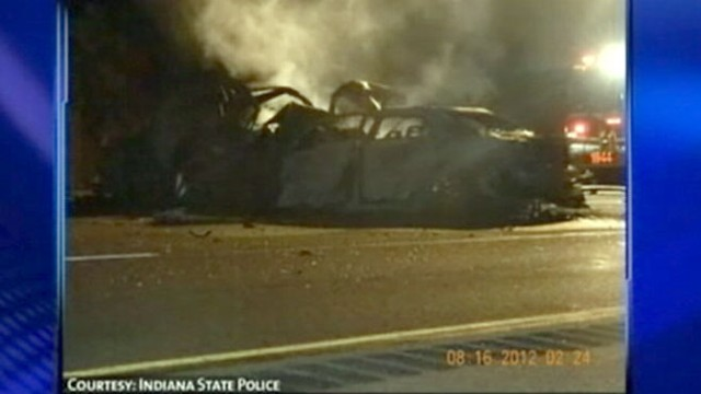 VIDEO: Wrong Way Drivers Family Found Murdered After Crash