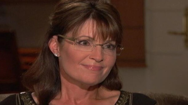 VIDEO: Much talk was made of Sarah Palins comments about a presidential run.
