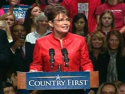 VIDEO:Whats Next for Sarah Palin?