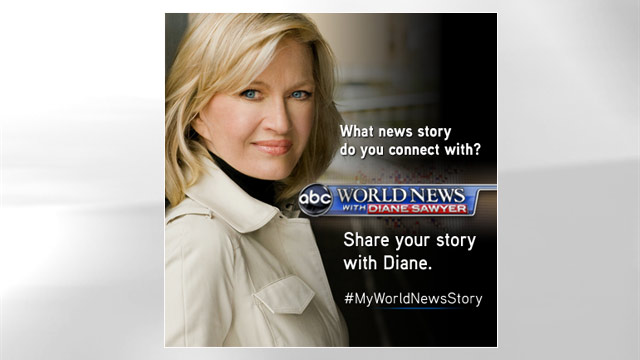 PHOTO: ABC News wants you to share your World News story.