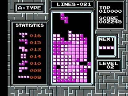 VIDEO: Playing Tetris could actually make you smarter.