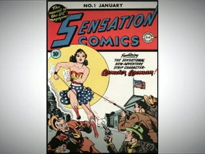 Wonder Woman Gets a Makeover