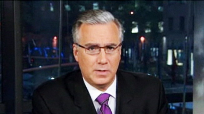 Video: Keith Olbermann returns to the airwaves.
