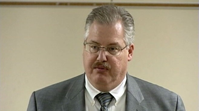 VIDEO: Kenneth Kratz is accused of sexting women in cases he was prosecuting.