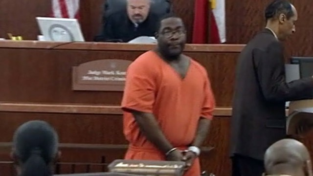 VIDEO: Discovering he was already in jail during alleged crime, man gets new trail.