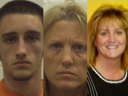 VIDEO: Mom and son are charged in their neighbors murder.
